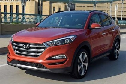 Hyundai Tucson 2.0 CRDi/100 kW 4x4 AT Czech Edition Club