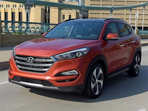 Hyundai Tucson - recenze a ceny | Carismo.cz