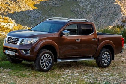 Nissan Navara 2.3D 4WD 190k AT Double Cab