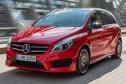 Mercedes-Benz B 220 4MATIC 200 AT