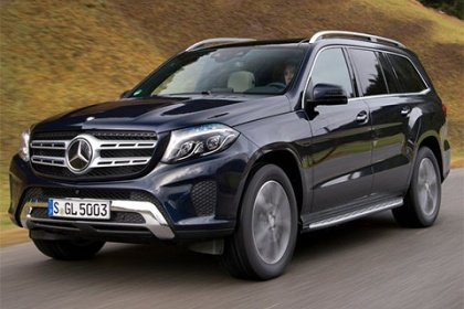 Mercedes-Benz GLS 400 4MATIC 350 d
