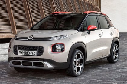 Citroën C3 Aircross 1.6 BlueHDI/73 kW Shine