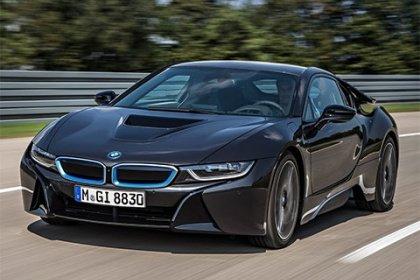 BMW i8 i8 Sériové provedení
