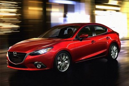 Mazda 3 sedan 2.0 Skyactiv G Revolution TOP