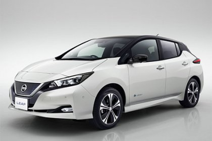 Nissan Leaf 40 kWh N - Connecta