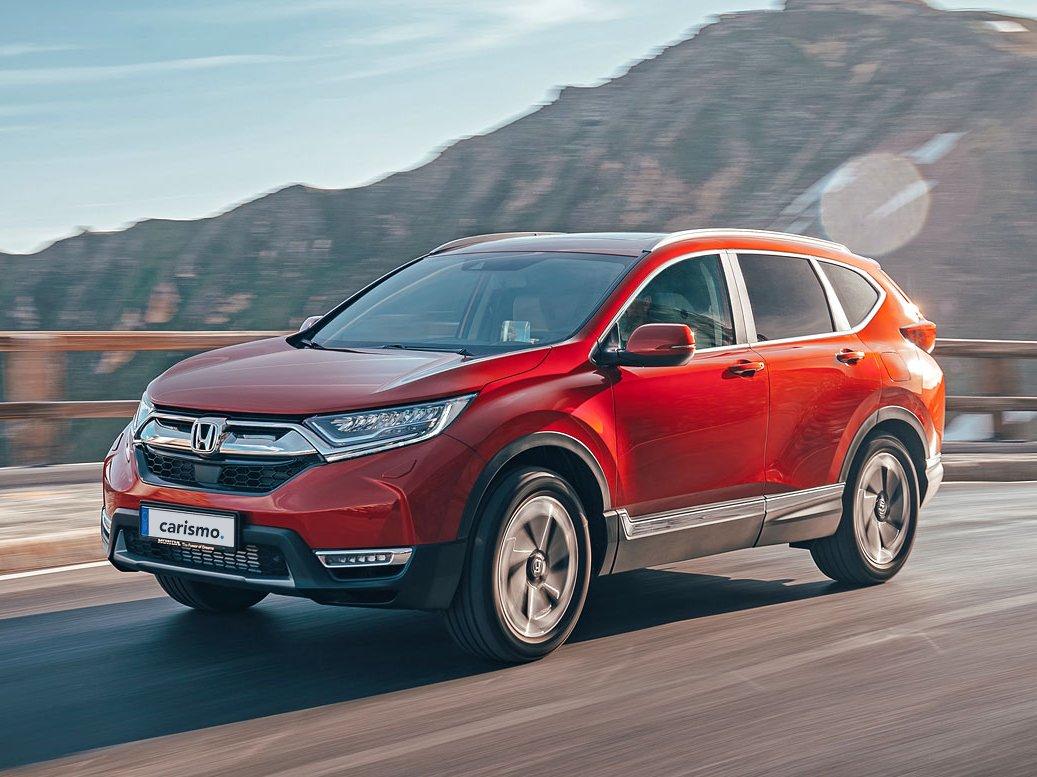 Honda CR-V - recenze a ceny | Carismo.cz
