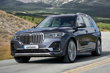 BMW X7 xDrive30d AT First Class