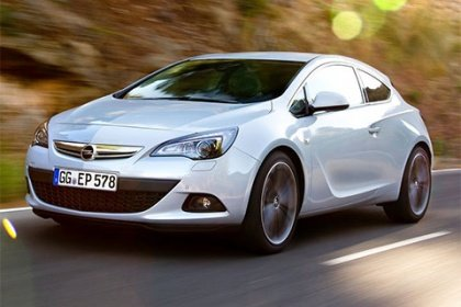 Opel Astra GTC 1.4 Turbo/103 kW AT Sport