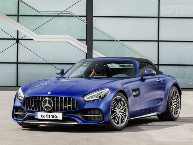 Mercedes-Benz GT Roadster - recenze a ceny | Carismo.cz