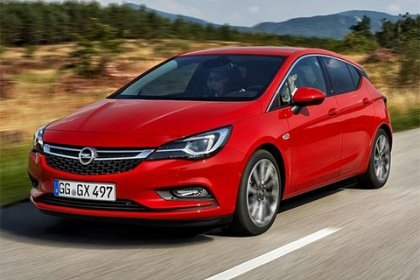 Opel Astra 1.4 Turbo/92 kW Smile