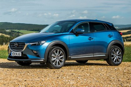 Mazda CX-3 2.0 SKY-G 110 kW AWD AT Revolution