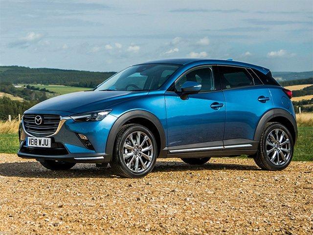 Mazda CX-3 - recenze a ceny | Carismo.cz