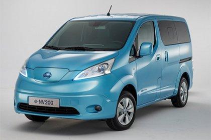 Nissan e-NV200 EVALIA Elektromotor 80kW Tekna