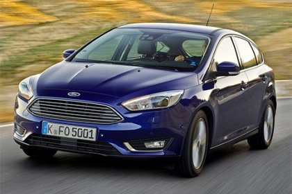 Ford Focus 5dv. 1.5 TDCI/88 kW Powershift Trend