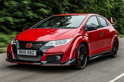 Honda Civic Type R 2.0 VTEC TURBO Type R GT