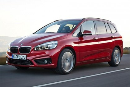BMW 2 Gran Tourer 218d Luxury Line