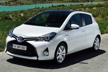 Toyota Yaris 5dv 1.33 Dual VVT-i Selection Senso Smart