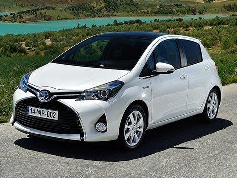 Toyota Yaris 5dv. - recenze a ceny   Carismo.cz