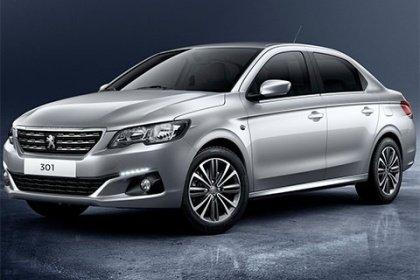 Peugeot 301 1.6 BlueHDI Allure