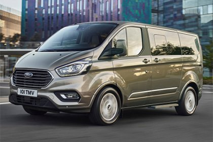 Ford Tourneo Custom 2.0 d 125kw Titanium