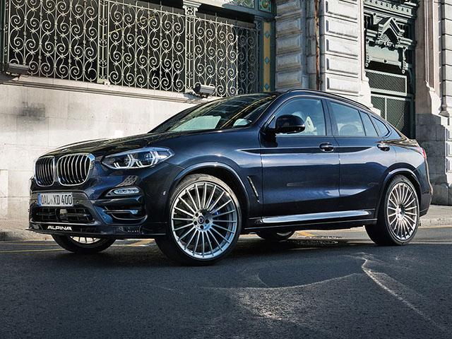 BMW ALPINA XD4 - recenze a ceny | Carismo.cz