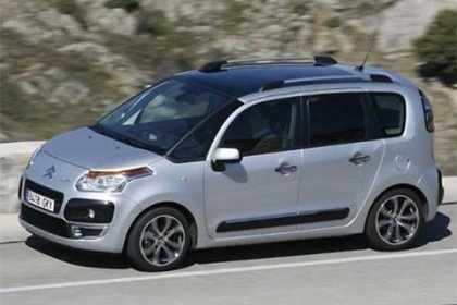 Citroën C3 Picasso 1.6 BlueHDI Feel Edition
