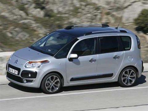 Citroën C3 Picasso - recenze a ceny   Carismo.cz