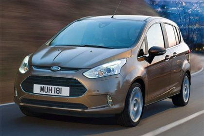 Ford B-MAX 1.0 EcoBoost/74 kW Colour Edition