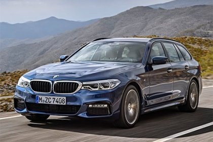 BMW 5 Touring 530d Luxury Line