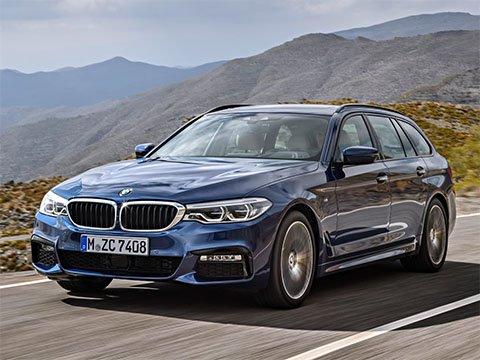 BMW 5 Touring - recenze a ceny | Carismo.cz