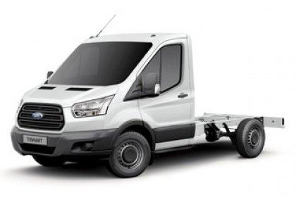 Ford Transit podvozek 2.0 d 125kw zadní Trend
